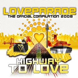 Loveparade 2008: The Official Compilation